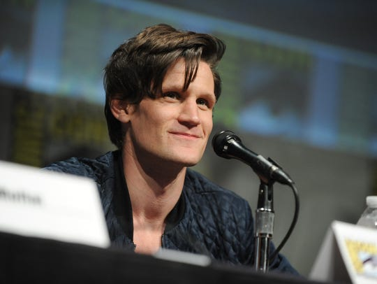 Matt Smith, who played the 11th incarnation of the