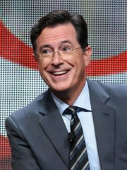 Stephen Colbert will continue to mock Trump as 'Late