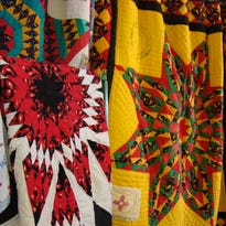 Historical Potpourri: Quilts from the heart