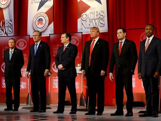 News: Republican Debate