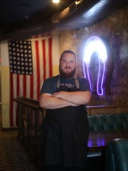 Jeremy Manis is the head chef at Pontiac in Over-the-Rhine.