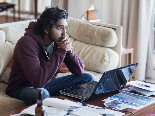"Dev Patel plays an adopted Australian in search of his Indian roots in ""Lion."""