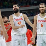 Parker says goodbye to Olympics after France loses to Spain