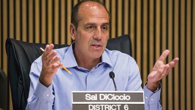 Phoenix City Councilman Sal DiCiccio