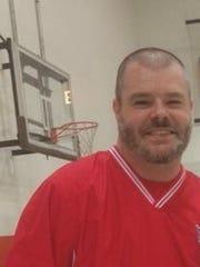Coach Ehren Schaffter.