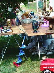 Major auction houses and smaller estate auction houses regularly send pickers out to yard sales to get some of their auction inventory.