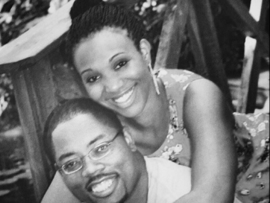 Brittany Turner and James Dabney Jr.
