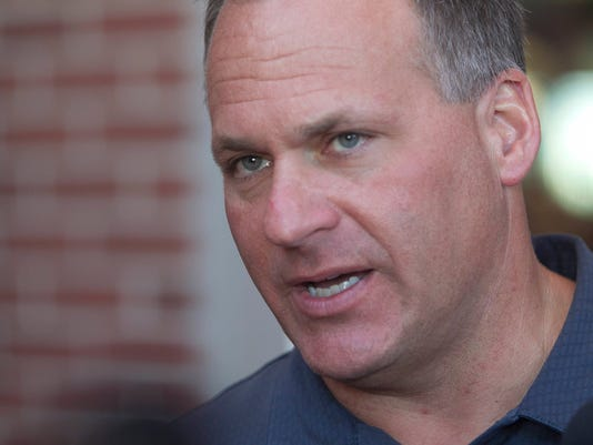 Rich Rodriguez recruiting
