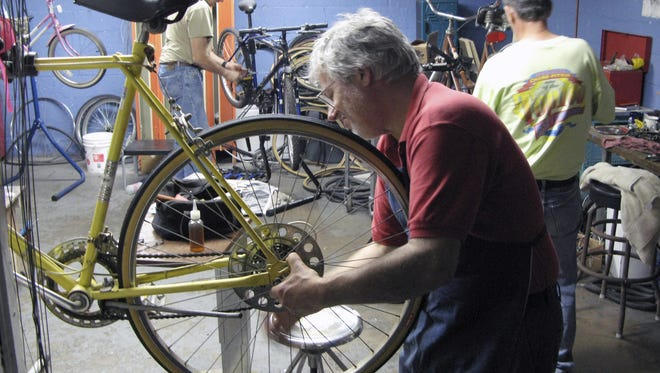R Community Bikes is looking for a new storage space for roughly 2,000 bicycles.
