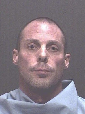 Brian Ferry, 44, was arrested on suspicion of first-degree murder in the deaths of Charles Russell and Catherine Nelson who were originally reported missing on Feb. 6, 2002.