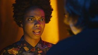 "Sasheer Zamata in the Above Average web series ""Pursuit of Sexiness"""