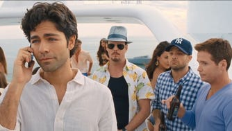 """The """"Entourage"""" TV show debuted on HBO in 2004. The boys are back for a film version in 2015."""