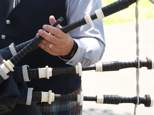Scottish Games & Celtic Festival 2015