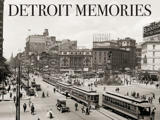 """Pre-order your copy of the new photo book, """"Detroit Memories."""""""