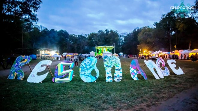 The Resonance Music & Arts Festival is coming to Legend Valley from Thursday through Saturday.