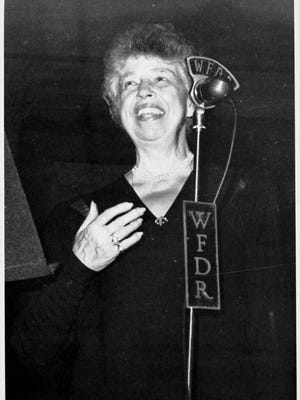 Although Eleanor Roosevelt was born into wealth, she suffered loss at an early age. Both her parents and died when she was a little girl.
