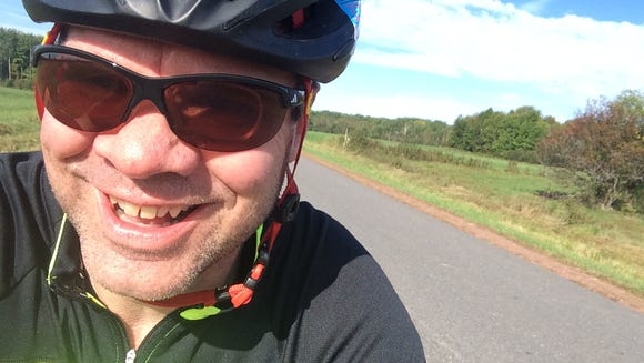 The Marshfield Cranberry Century Bike Tour sent me