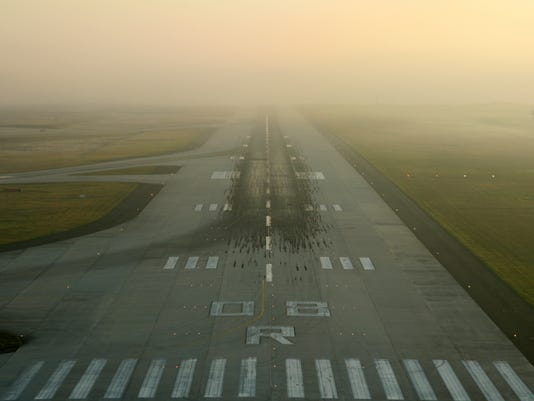 Ask the Captain: Do you have to see the runway to land in fog?