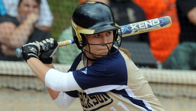 Roberson graduate Izzy McCurry is a sophomore at Chattanooga State (Tenn.)