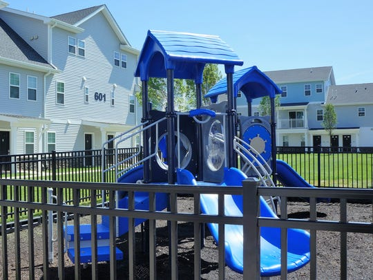 A grand opening was held for The Residences at Willow Pond Village, a new affordable housing community in Perth Amboy.