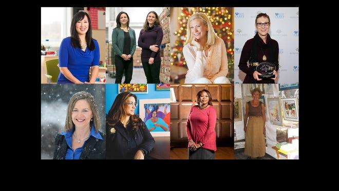 Nine women making our community better
