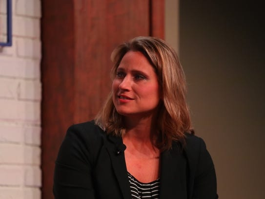 Olympic medalist Angela Ruggiero discusses how her