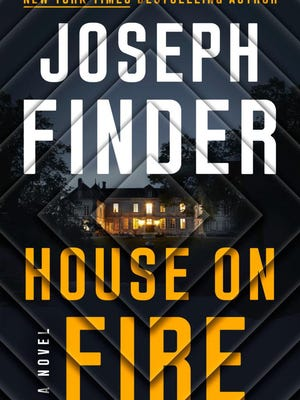 """""""House on Fire"""" by Joseph Finder"""