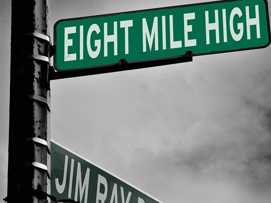 Eight Mile High by Jim Ray Daniels (Michigan State