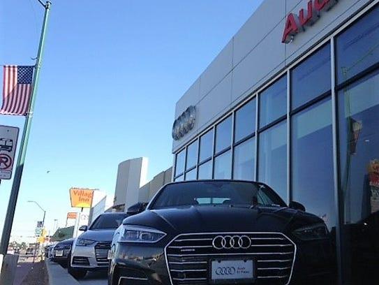 Group 1 Automotive of Houston has bought Audi El Paso
