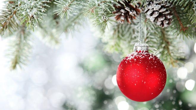 Tree Trunk Ornament Workshop will be 9 a.m.-noon Saturday, Dec. 13 at Barkhausen Waterfowl Preserve.