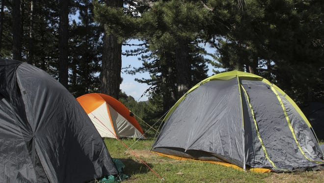 The annual RV & Camping Expo will be Jan. 22-25, at the Brown County Veterans Arena.