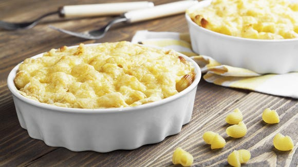 Baby, it's cold outside and we want mac and cheese.