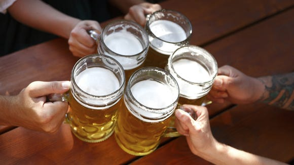 Single White men -- not college kids -- are doing far more binge drinking, according to the CDC.
