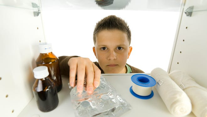 The CDC reports that 60,000 accidental medicine poisonings happen to children.