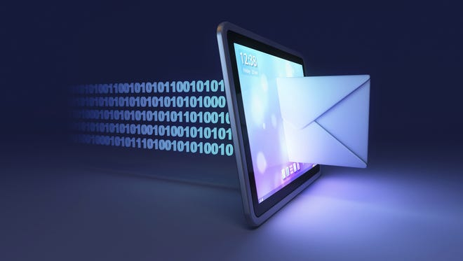 A forwarded email has raised privacy concerns in Clarkstown.