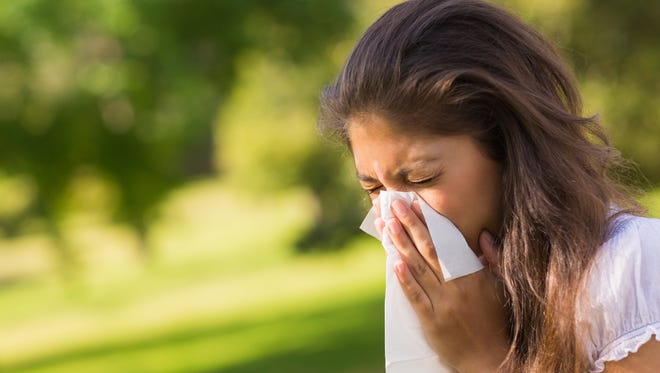 It's not a cold. It's allergies. Don't let this be you.