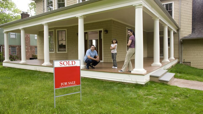 First-time buyers are challenged by rising interest rates.