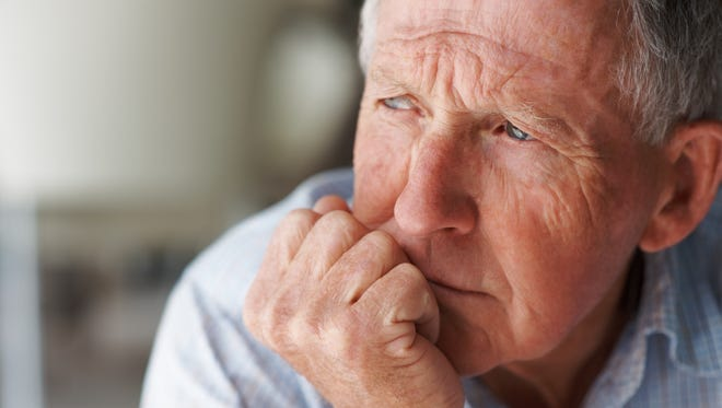 What might worried seniors consider doing?