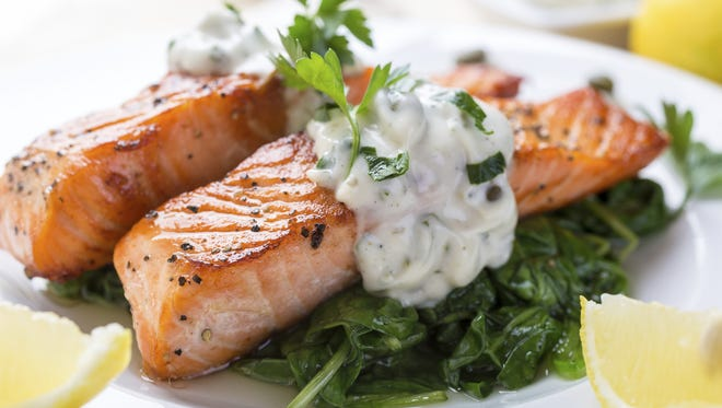 Take another look at your restaurant salmon this winter.