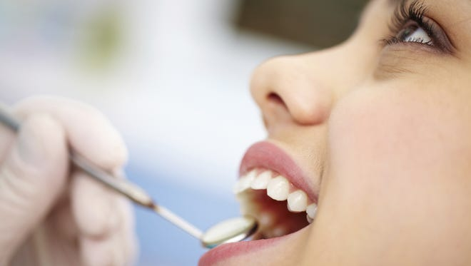Visits to the dentist are vital for one's long-term health.