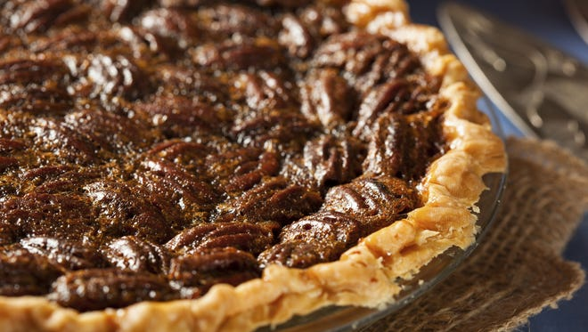 If this homemade pecan pie looks good, then try the Chocolate Bourbon Pecan Pie.