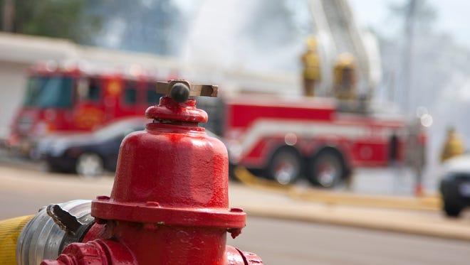 Firefighters evacuate apartment house for carbon monoxide