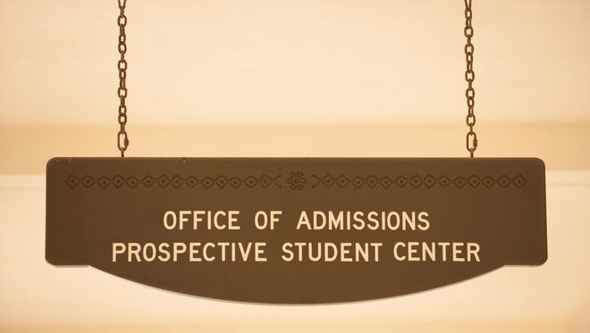 Office of admissions