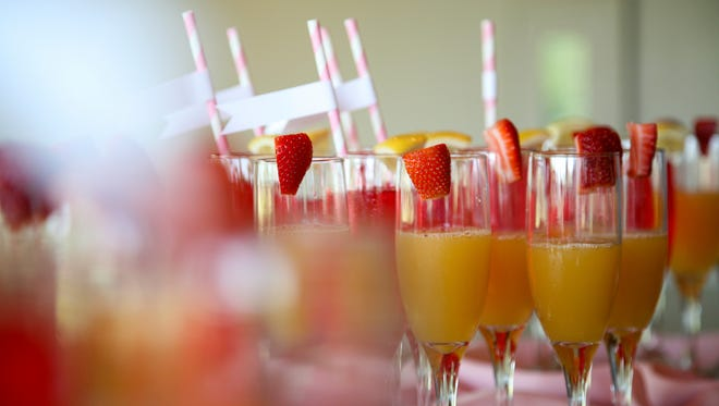 What's better than bottomless mimosas?