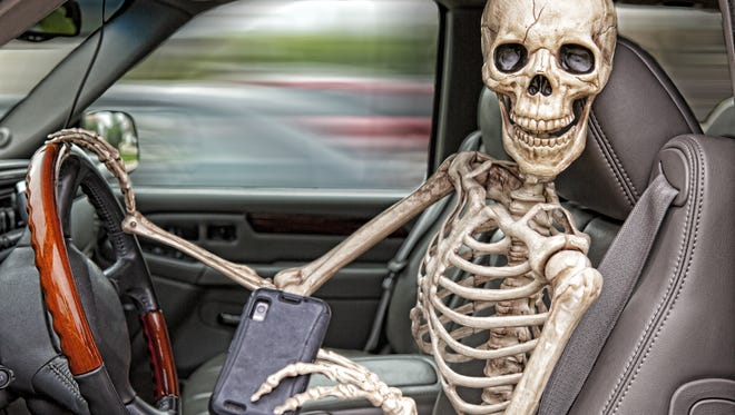 Distracted driving can be deadly.