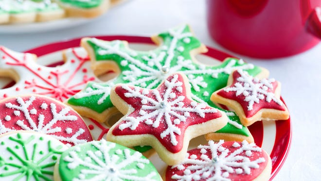 Christmas bake sale set for Dec. 13.
