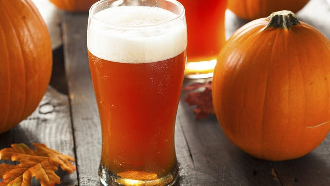 Pumpkin ale - you either love it or loathe it.