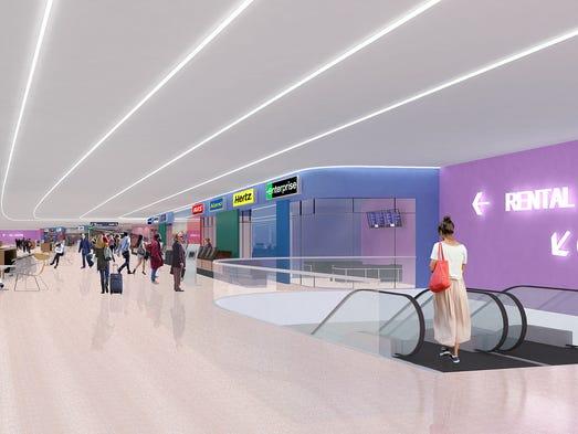 Pittsburgh's resurgent airport plans sleek new $1 billion ...