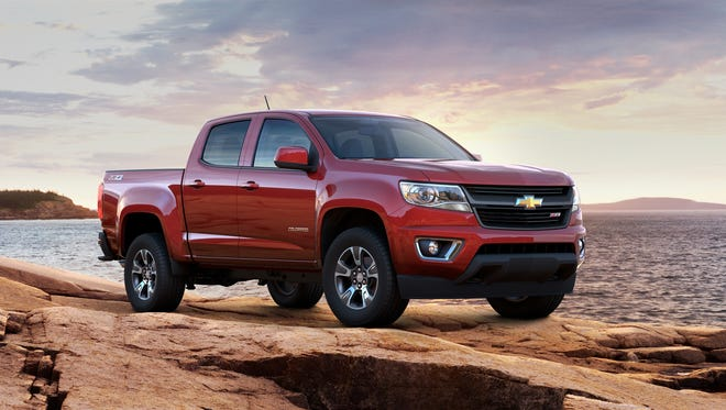 Most models have a six-speed automatic. A Six-speed manual is available on some regular cab models.  Colorado 4x4 system is conventional driver-shifted. Canyon system adds automatic 4x4 setting.