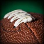 Saturday's high school football results